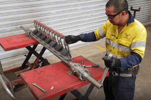 DYNAFastFit Conveyor Scraper