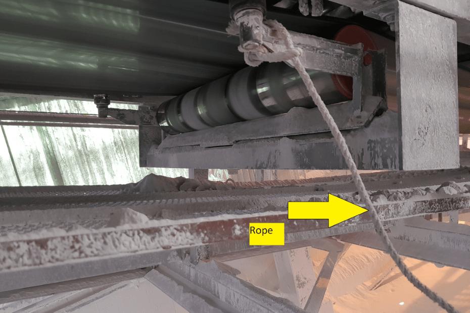 DYNA Engineering Conveyor Training Roller Tracking Roller