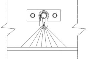 DYNA Engineering Spray Bar Drawing