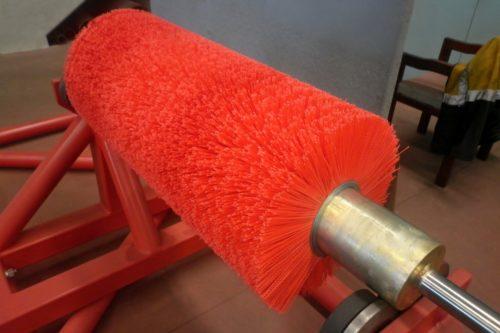 Conveyor Brush Cleaner DYNA Engineering 3x2