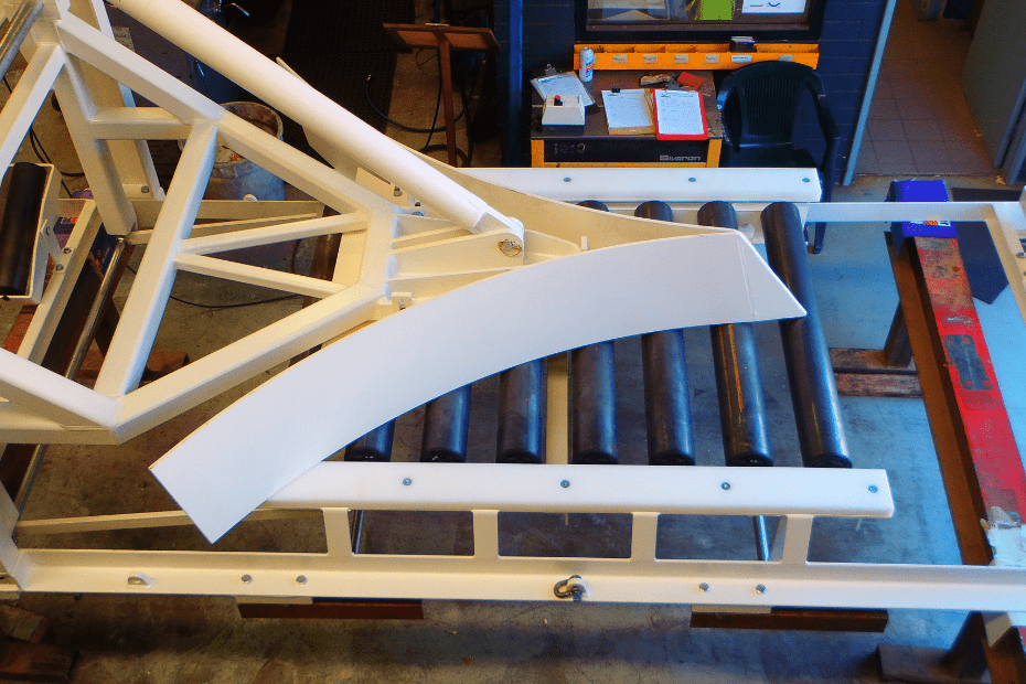 DYNA Engineering Double Sided Blade Diverter Plow