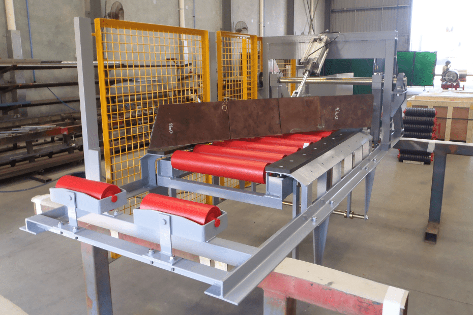 DYNA Engineering Single Sided Blade Diverter Plow