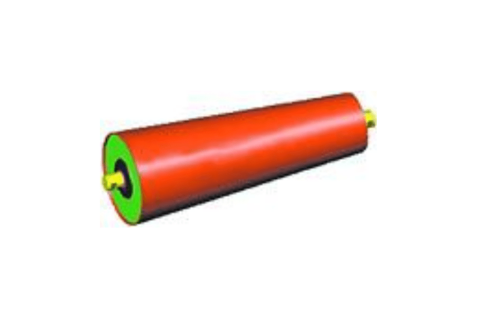 DYNA Engineering Conveyor Tapered Conveyor Idler Roller