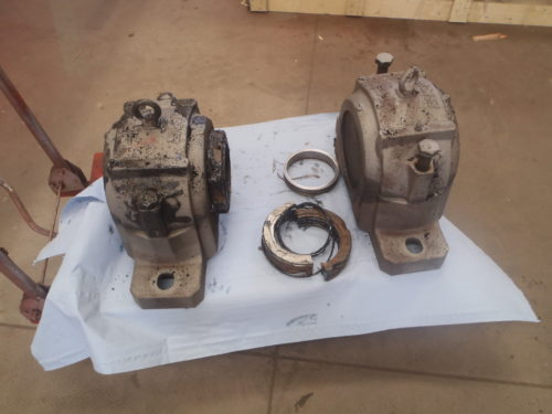 pulley reconditioning refurbishment dyna engineering