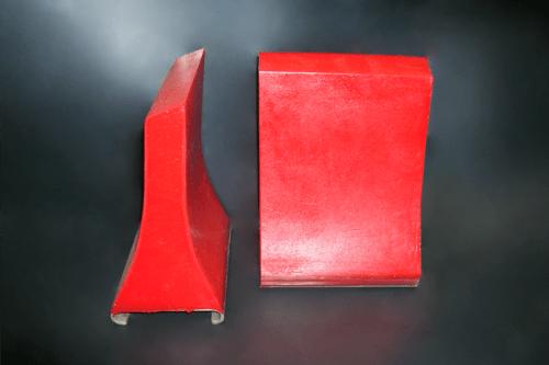 polyurethane blades DYNA Engineering
