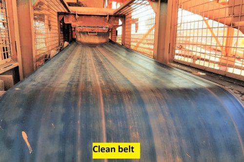 clean belt maintenance DYNA Engineering