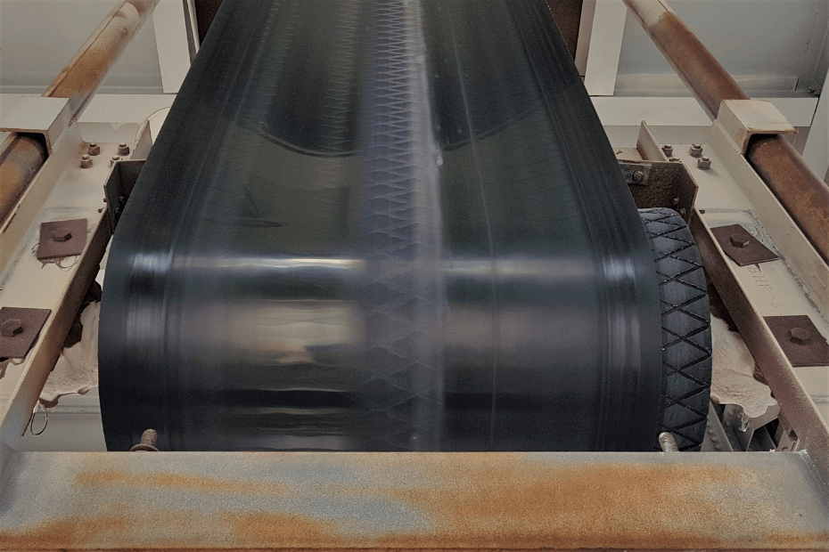 DYNA Engineering Rubber Conveyor Belt