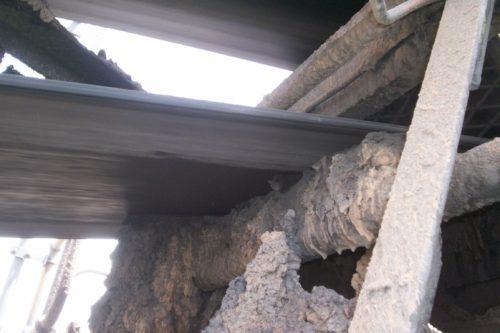 DYNA Engineering Conveyor Belt Damage
