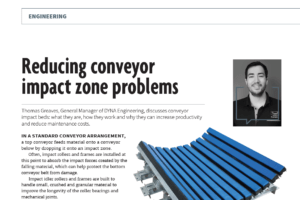 DYNA Engineering Bulk Handling Review Article Impact Beds