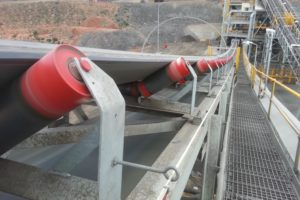 steel vs plastic conveyor rollers