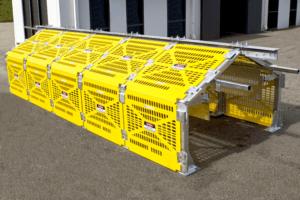 DYNA Engineering Conveyor Guard Module & HDPE