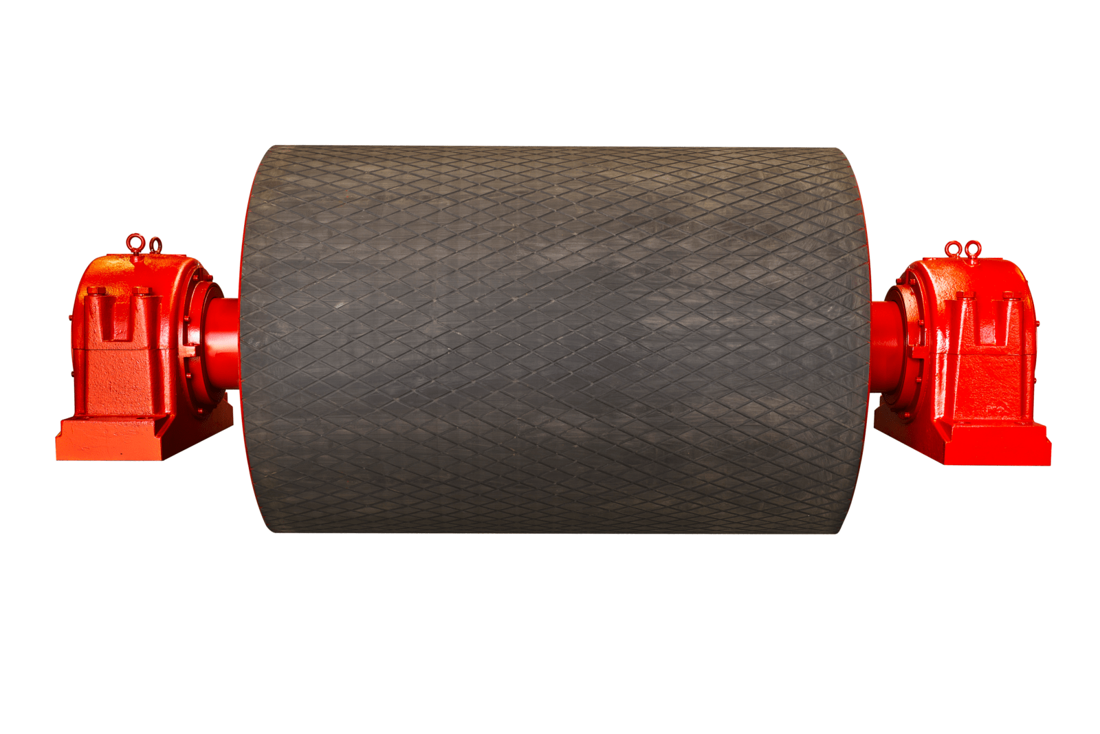 DYNA Engineering Rubber Conveyor Pulley Lagging