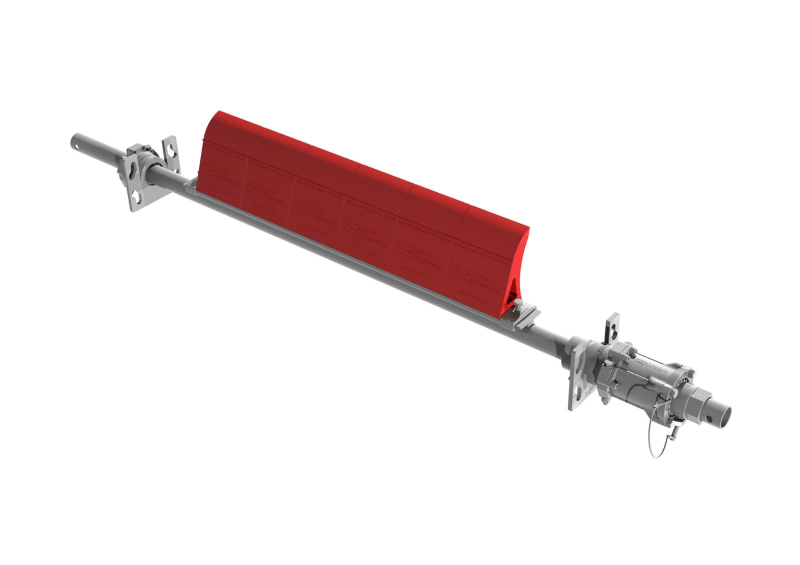 DYNA Engineering Belt Scrapers