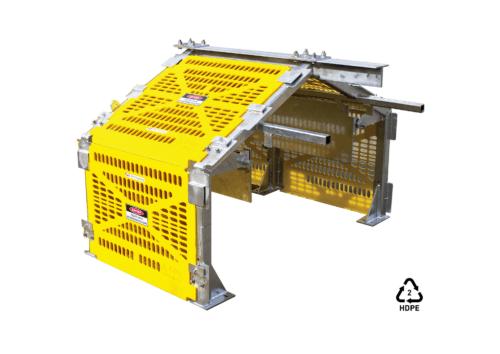 DYNA Engineering HDPE Conveyor Guards