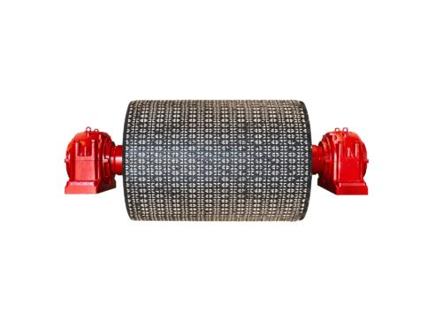 DYNA Engineering Conveyor Pulley Lagging