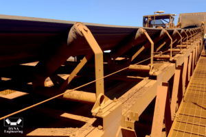 DYNA Engineering Conveyor Idlers and Rollers