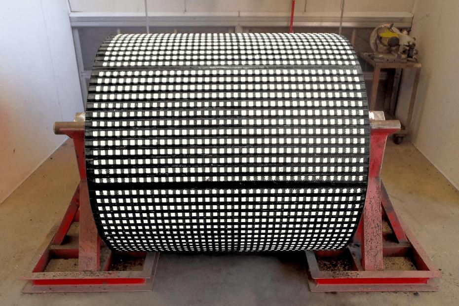 DYNA Engineering Conveyor Pulley