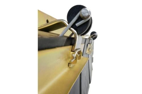 DYNA Engineering Conveyor Skirting Flexiseal