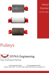 DYNA Engineering Pulley Brochure Cover