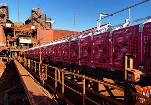 HDPE Pink Conveyor Guards