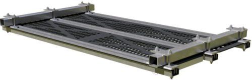 Under Conveyor Guard